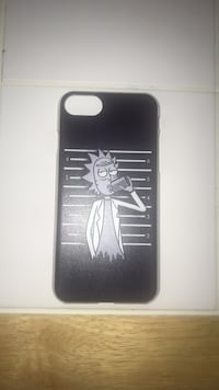 Phone Case: iPhone 7. Rick and Morty B/W Bellmawr, 08031