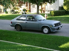 83 /85 Chevy chevette parts..not the car