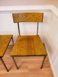 Chairs - lime