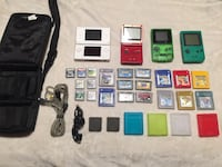 Gameboy collection serious offers only bundle worth over $1200 Toronto, M1G