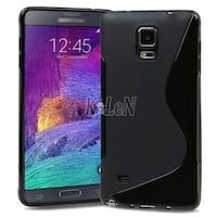 "Samsung Galaxy Note 4 3GB/32GB 5.7"" FHD unlock Black or White $299obo Richmond Hill"
