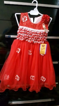 Fancy girl's frock   Mississauga, L4X 2S1