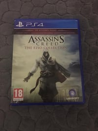 Assassin's Creed The Ezio Collection PS4 Hacettepe Mahallesi