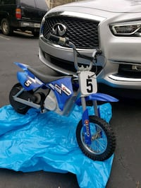 Kids electric dirt bike