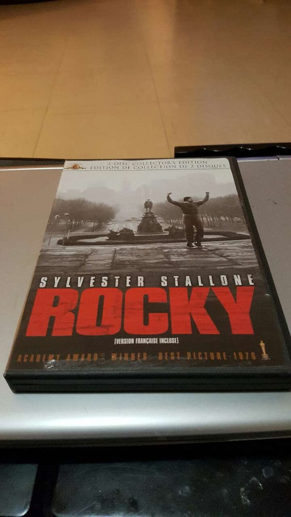 Rocky DVD (2 Disc Collector Edition) cbbe485d-2b6f-4bb2-886a-ccb6c222d7b1