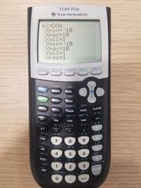 Hesap Makinesi Texas instruments TI-84 PLUS