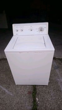 Washer free delivery  Clarence