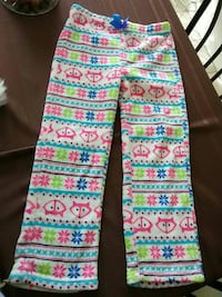 toddler's white and multicolored floral pants Reading, 19601