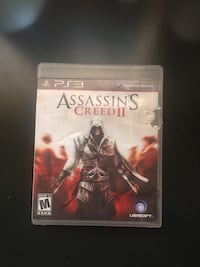 Caso del juego Assassin's Creed 3 PS3 Sevilla