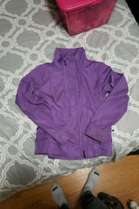 Purple Bench Jacket size XL  3163 km