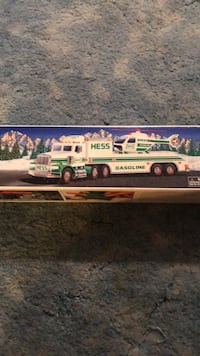 1995 Hess Truck with Helicopter Mickleton