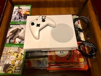 Xbox one s with games!! New York, 11213