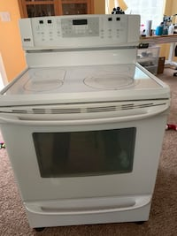 Kenmore glass top convection oven