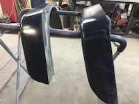 Jeep rear fender flares  Lower Milford, 18036