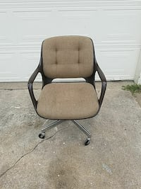 Older very comfortable office chair