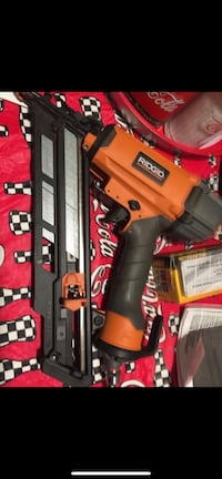 "Ridgid finish gun "" Brand New "" Washington, 20024"