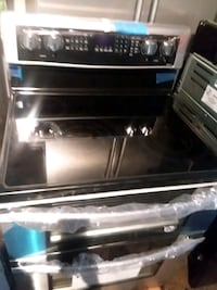 Whirlpool stainless steel 5 burners double oven br Baltimore, 21223