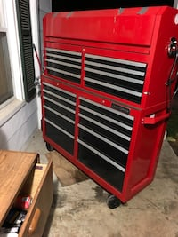 Toolbox sale or trade Winchester, 22601