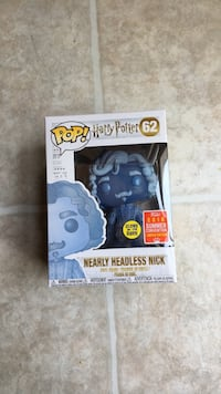 SDCC 2018 Nearly Headless Nick Funko Pop Gainesville, 20155