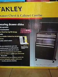 Stanley drawer chest & cabinet combo Lynwood, 90262