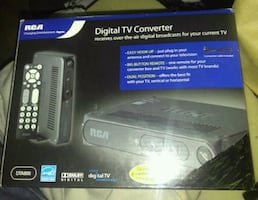 NEW Digital Converter with Remote