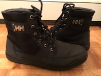 MEN HELLY HANSEN HH BOOTS 8US LIKE NEW WATERPROOF VANCOUVER