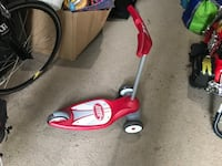 Red and gray radio flyer kick scooter Clarksburg, 20871