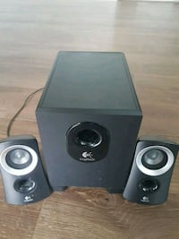 Speakers Logitech Auxiliary  Toronto, M5S 3G5