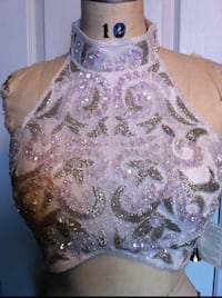 Create An Evening Dress With This Top (Read Info) Vaughan, L6A 3P3