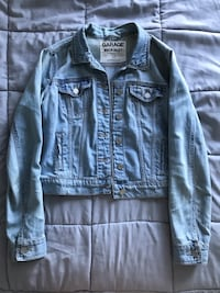 Garage denim jacket S