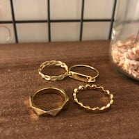 4 pieces rings Toronto, M2N 7L3