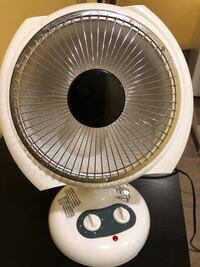 Infrared oscillating heater Vancouver, V5W 1P2