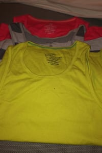 3 Tank tops for women large to extra large