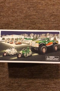 2007 Hess Monster Truck with Motorcycle Mickleton, 08056