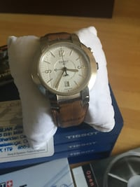 Tissot Mens watch Authentic Brampton, L7A 2Y7
