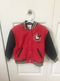 Girls Jacket - Minnie Mouse Surrey, V3S 9E1