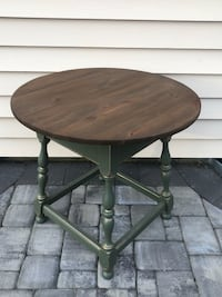 Ethan Allen Refinished Tall End Table  Brockton, 02301