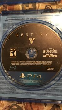 Destiny sony ps4 game  Red Deer, T4P