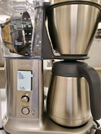 BREVILLE Precision Brewer Thermal Coffee Maker Richmond, V6Y 2B6