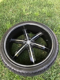 "Rims 26"" Whittier"