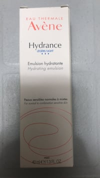 Avene hydrating emulsion Burnaby, V5J 4J3