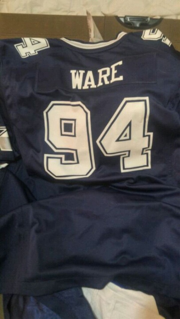 new concept f09a9 a609a Demarcus ware jersey
