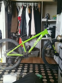Firm!!!! Norco rampage dirt jumper very nice ride