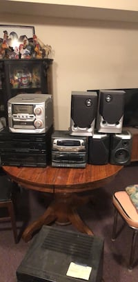 Stereo System components bundle Woodsboro, 21798