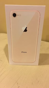 Iphone 8 brand new sealed 64 gb. UNLOCKED!