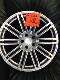 "Great set of used 19"" Aftermarket Rims Toronto, M1P 2B3"