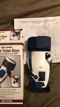 Ankle Trainer Brace-right and left! Sayreville, 08859