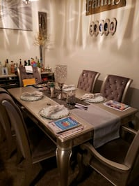 Dinner table  6 chairs  Summerville, 29485