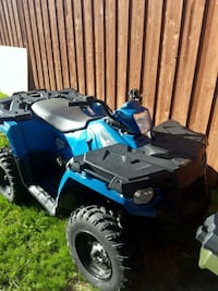 blue and black ATV quad bike Frisco, 75033
