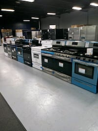 Huge selection of stoves. Dearborn, 48126